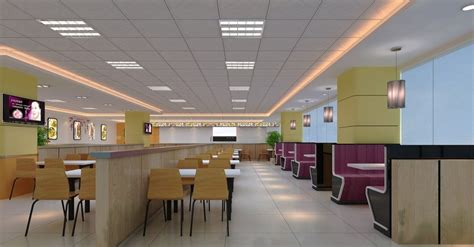 interior design fast food fast food restaurants interior design 3d house free 3d
