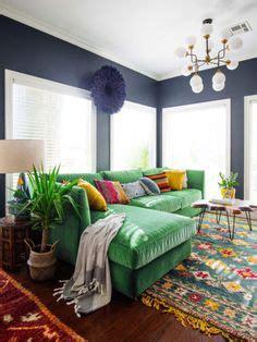 velvet mid century modern sectional upholstered sven mid