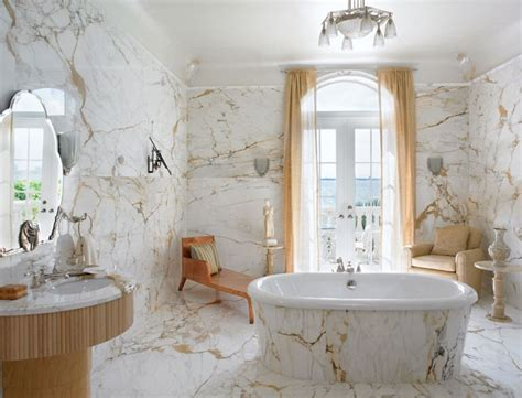Rustic Bathroom Ideas For Small Bathrooms 48 luxurious marble bathroom designs digsdigs
