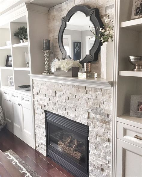 Decorating Ideas Next To Fireplace 25 Best Ideas About Fireplace Built Ins On