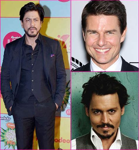Tom Paid 600 Million To Be His by 600 Million Dollars Shahrukh Khan Tops Tom Cruise And
