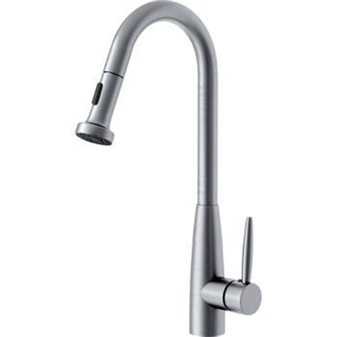 costco ancona signature ii pull out kitchen faucet