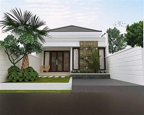 desain depan rumah minimalis dengan batu alam rumah minimalis tak depan dengan batu alam paling baru