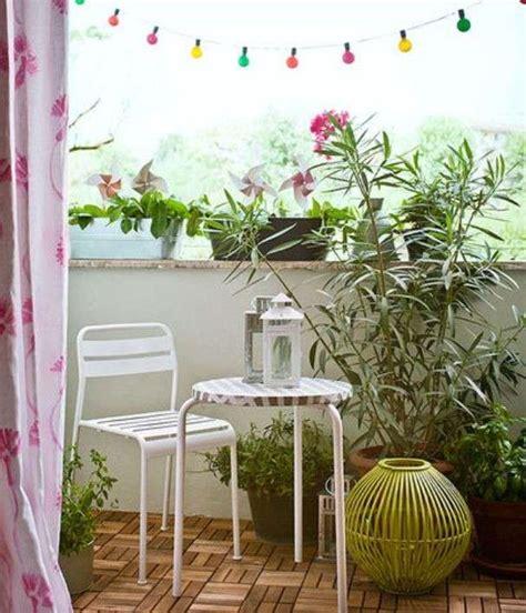 Arredare Un Balcone Piccolo by Idee Per Arredare Un Balcone Piccolo Foto Design Mag