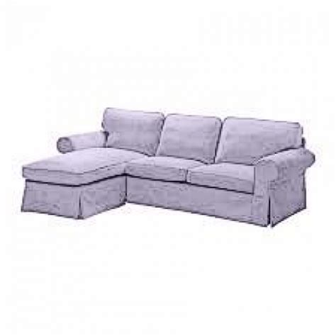 2 seater chaise cover for ektorp two seater sofa with chaise lounge