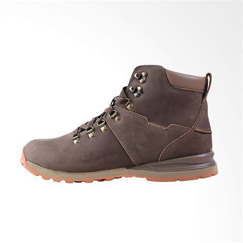 Sepatu Boot Eiger jual eiger xavante ol shoes sepatu boots pria brown
