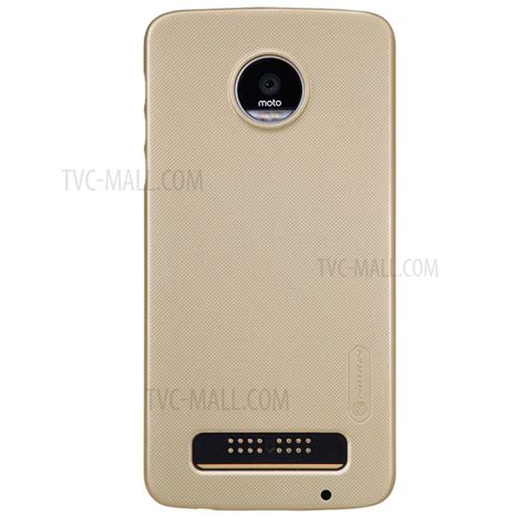 Nillkin Hardcase Motorola Z Play nillkin frosted shield cover for motorola moto z play gold tvc mall