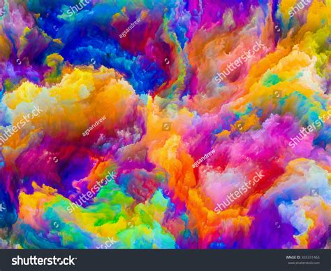 Sand Painting Background Warna colors imagination series artistic abstraction composed