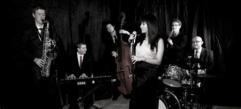 swing bands for hire nathan hassall music jazz swing band for hire dance
