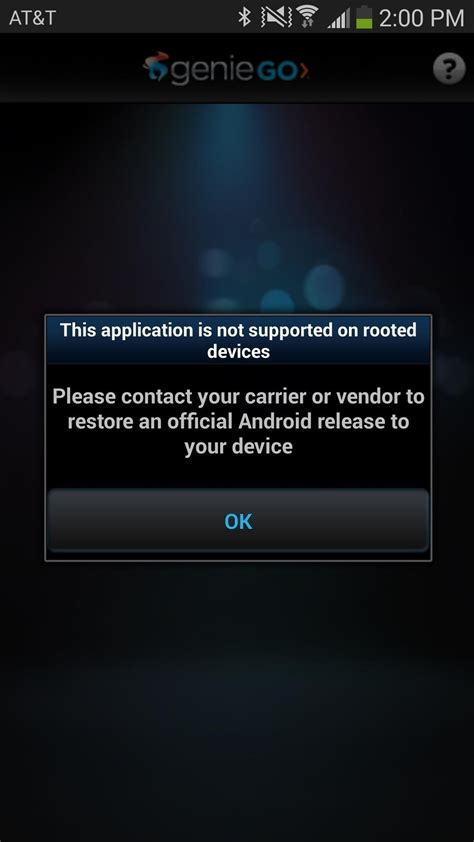apps wont on android how to trick apps that won t run if your phone is rooted into thinking its not on the galaxy