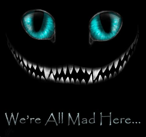 we re all mad here by drakitaa on deviantart