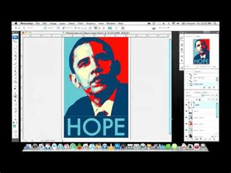 illustrator tutorial obama poster 17 best images about ai g diy coloring pages from
