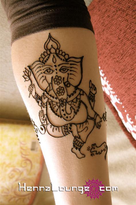 small ganesha henna henna lounge
