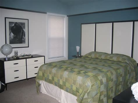 bedroom retro blue color small bedroom paint ideas applying small bedroom paint ideas