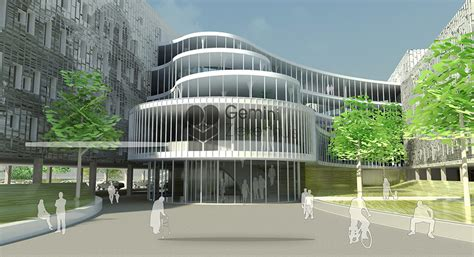 Architectural Plans by Dutch Hospital Design Fully Integrated Hospital Designs