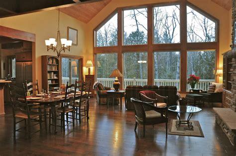 interiors bedrooms door county wisconsin vacation home