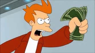 shut up and take my money birthday card shut up and take my money 1 minute