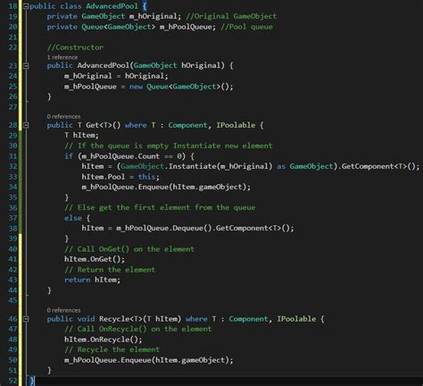 unity tutorial object object pooling in unity 5 tutorial mod db