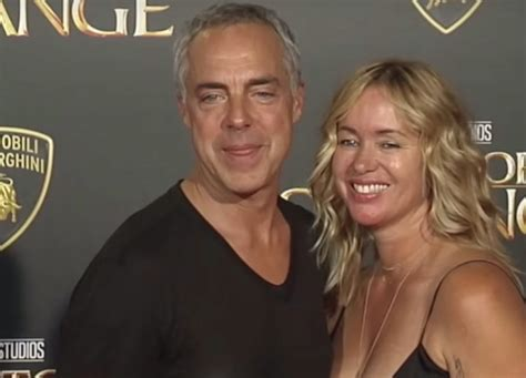 titus welliver wife age jose stemkens model bio age wiki titus welliver wife