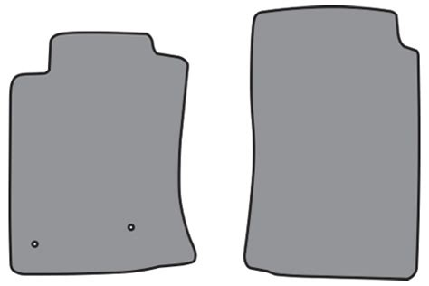 Toyota Tacoma Floor Mats 2010 by 2010 2012 Toyota Tacoma Cutpile 2pc Factory Fit Floor Mats