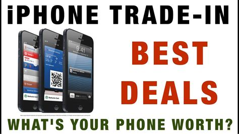 trade in your iphone for new iphone 5s 5c who has the best deals