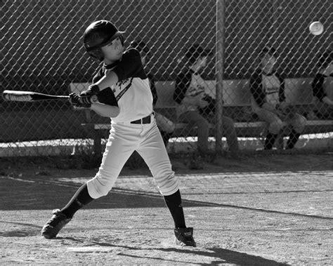 swinging a baseball bat batting deficiency main cause for funless baseball