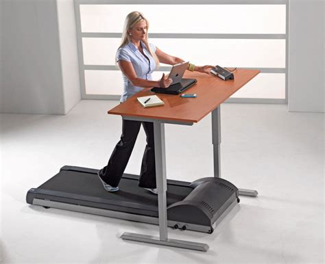 treadmill desk health benefits lean office archives industrial lean news product