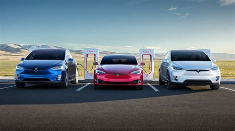ev car news tesla launches journey planner for electric cars