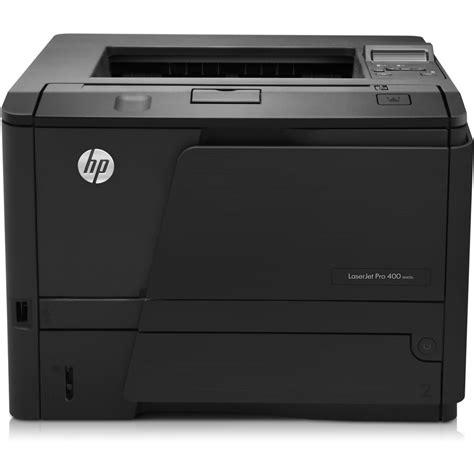 Toner Hp Laserjet Pro 400 hp laserjet pro 400 m401dne a4 mono laser printer cf399a