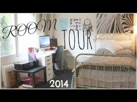 am駭ager la chambre de b饕 room tour 2014