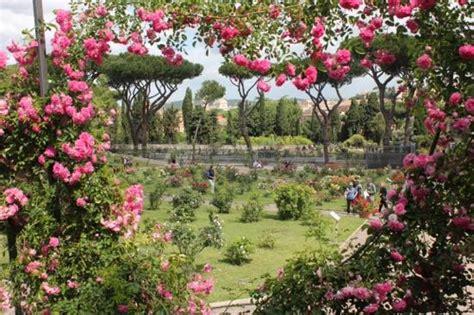 giardini degli aranci roma come arrivare quali sono gli orari roseto comunale di roma viaggiamo