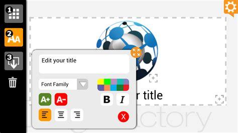 app design generator logofactoryapp logo maker android apps on google play