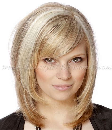 trendy medium length hair for over seventies medium length curly hairstyles on layered hairstyles women