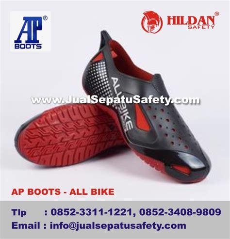 Sepatu Pengendara Motor All Bike Anti Air jual sepatu ap boots all bike harga murah sepatu sepeda jualsepatusafety