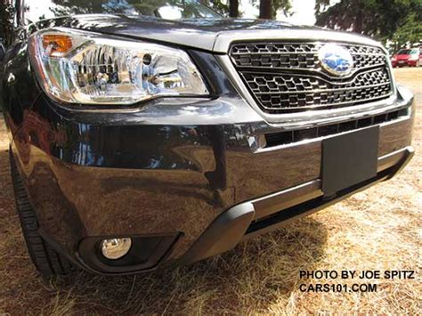 subaru forester grill 2016 subaru forester options and upgrades page