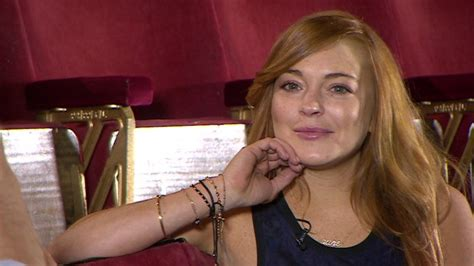 Lindsay Takes Aa Seriously by Lindsay Lohan Vows Not To Miss Any Shows News