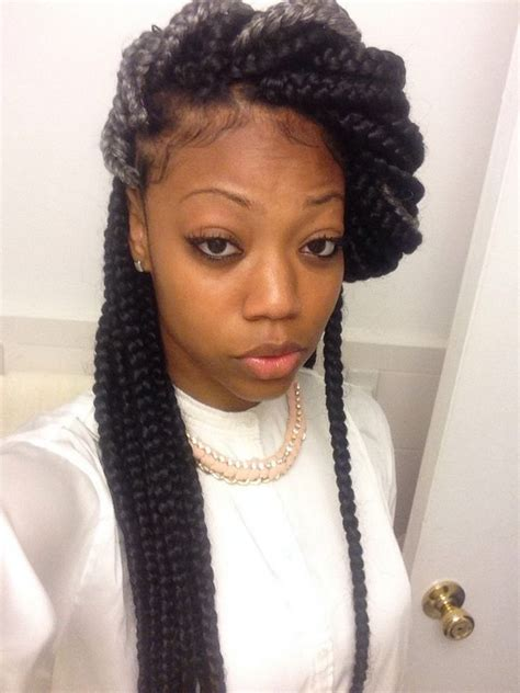 large braided hair styles 42 best big box braids styles with images beautified designs