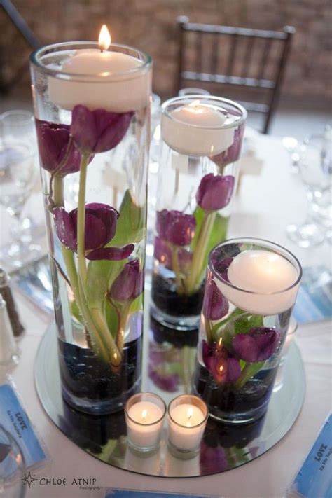 candle centerpiece ideas 25 best ideas about floating candle centerpieces on