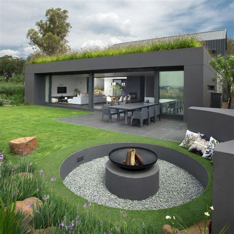 pit modern design 35 metal pit designs and outdoor setting ideas