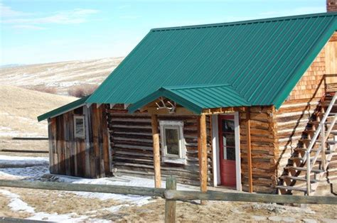 Elk Cabins by Ranch Antelope Log Cabins