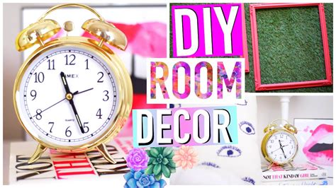 Cheap Bathroom Decorating Ideas diy tumblr room decor on a budget youtube