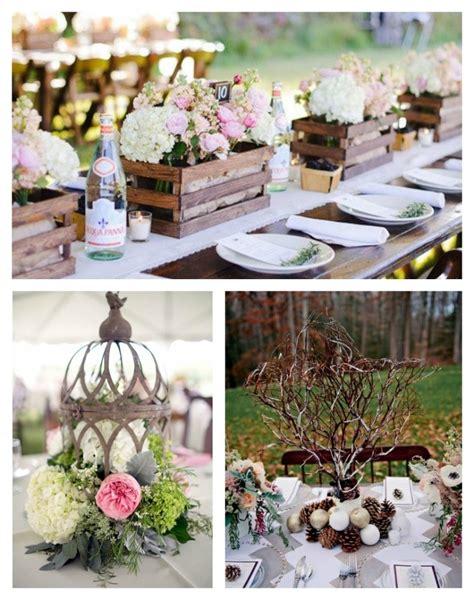 7 easy rustic wedding reception ideas uniquely yours