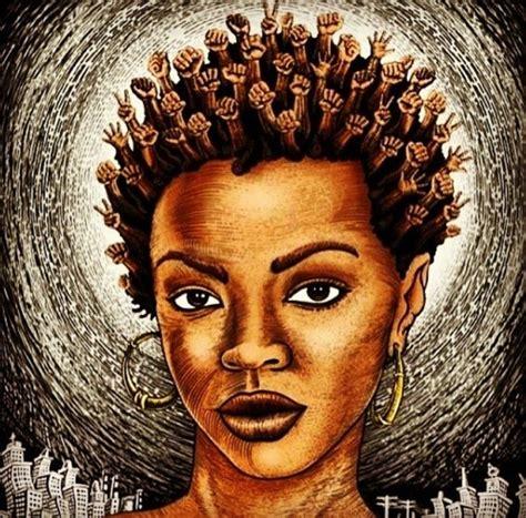 black queen art afrocentric hip hop tumblr
