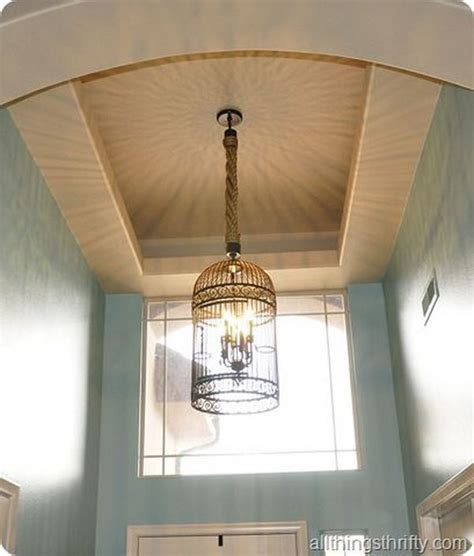 Diy Birdcage Chandelier 25 Fantastic Diy Chandelier Ideas And Tutorials Hative