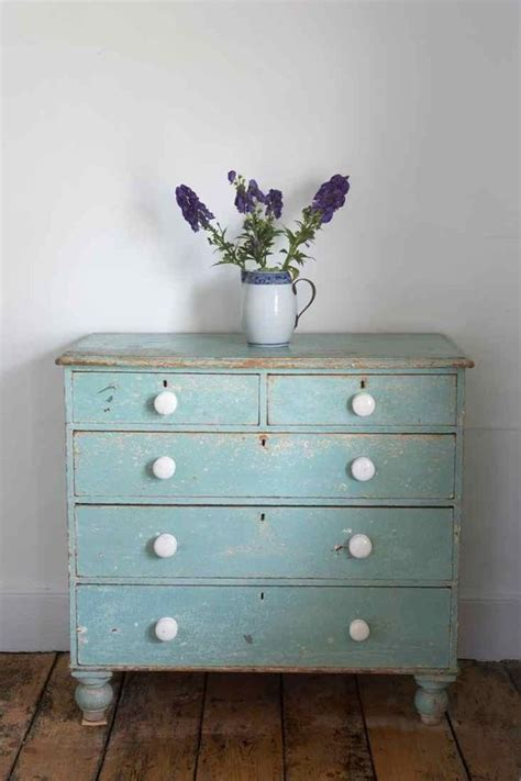 shabby chic dresser diy farmhouse style rustic shabby chic chest of drawers