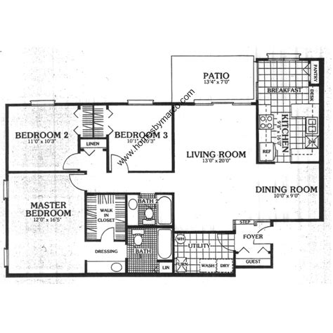 carleton floor plans carleton model in the new century town subdivision in