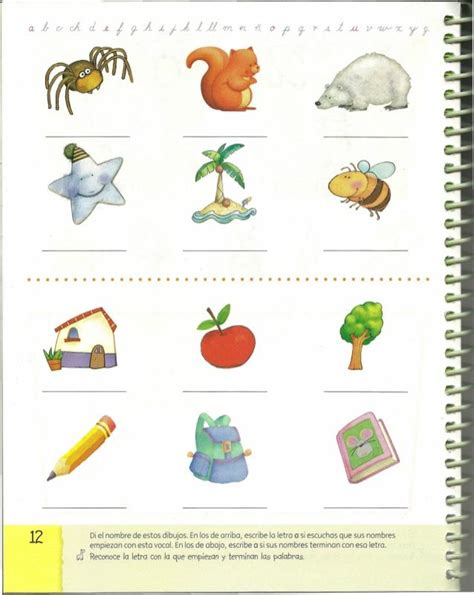 ejercicios del libro juguemos a leer para imprimir 113 best images about lectura y escritura on dual language classroom notebooks and