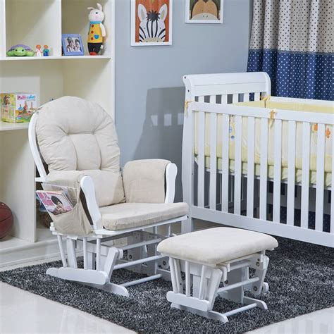 cheap glider and ottoman set for nursery 20 best glider rockers for the living room images on