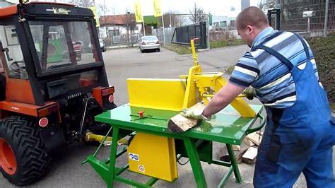 Banc De Scie Sur Tracteur by Scie Circulaire 224 Table