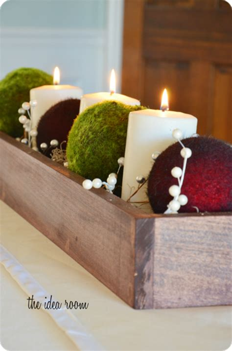 34 creative christmas centerpieces diy joy